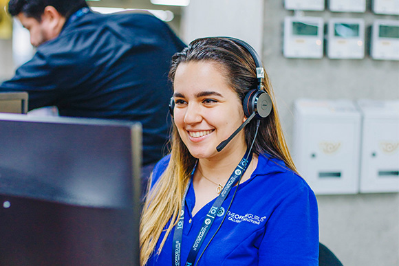 The Office Gurus Call Center Solutions Agents